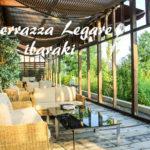彩都西公園から徒歩3分!カフェ「Terrazza Legare 茨木」(テラッツァ レガーレ)