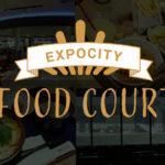 ごはん食べて帰ろ!エキスポシティの「フードコートパビリオン」