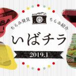 【2019年1月】茨木市でチラッと見たものをチラッと紹介する【いばチラ】